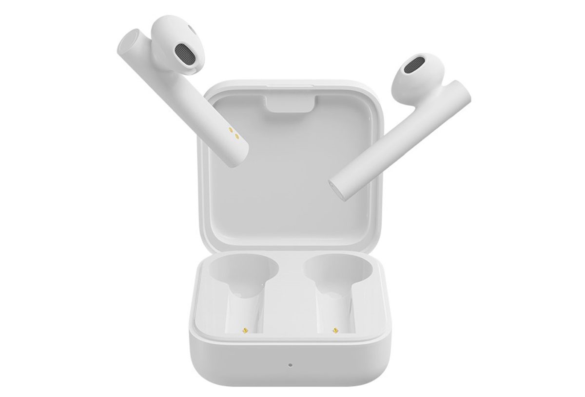 Les Xiaomi AirDots 2 SE reprennent globalement le même form factor que tous les écouteurs True Wireless du marché