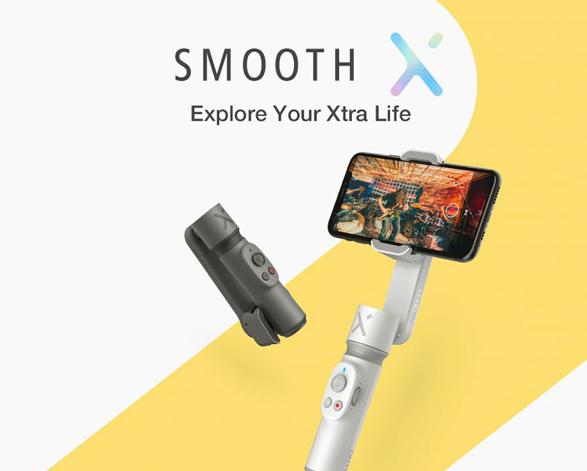 Le Zhiyun Smooth X