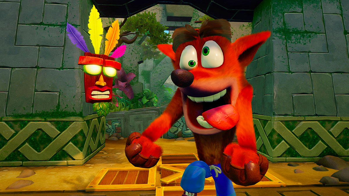 Crash Bandicoot bientôt de retour ?