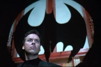 Michael Keaton dans Batman