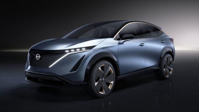 Nissan pourrait lancer la Ariya EV en juillet