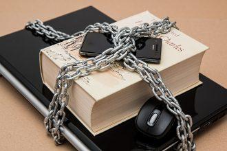 Une image symbolisant l'importance d'un bon mot de passe