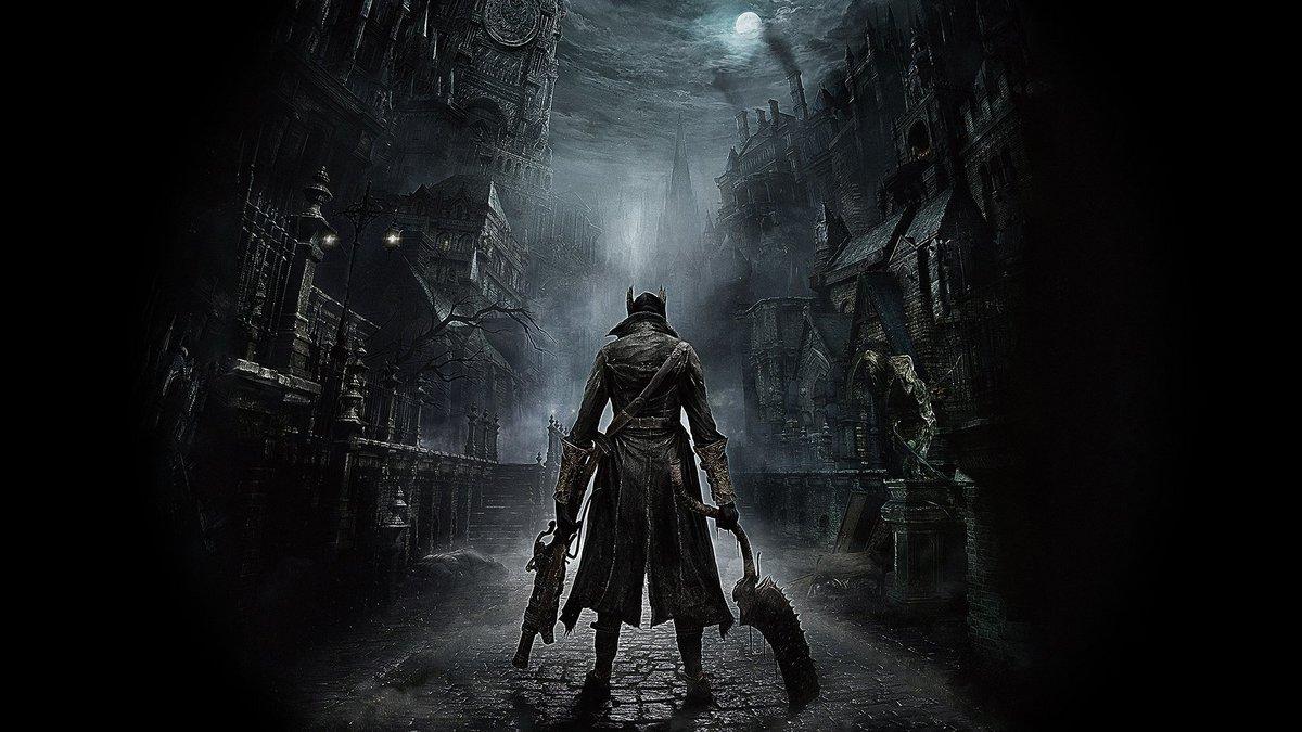 Une image issue de Bloodborne