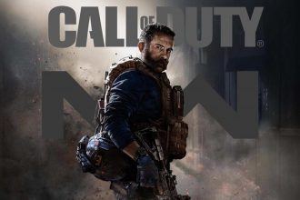 La jaquette de Call of Duty Modern Warfare