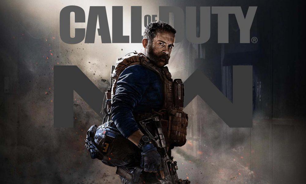 La jaquette de Call of Duty Modern Warfare