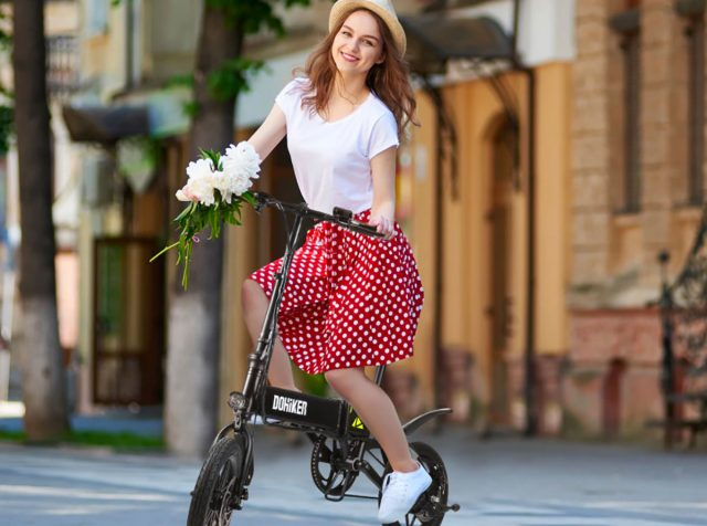 Le Dohiker YINYU14, un vélo compact et pliable