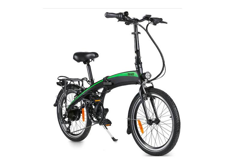 Ce vélo électrique Dohiker est en promo