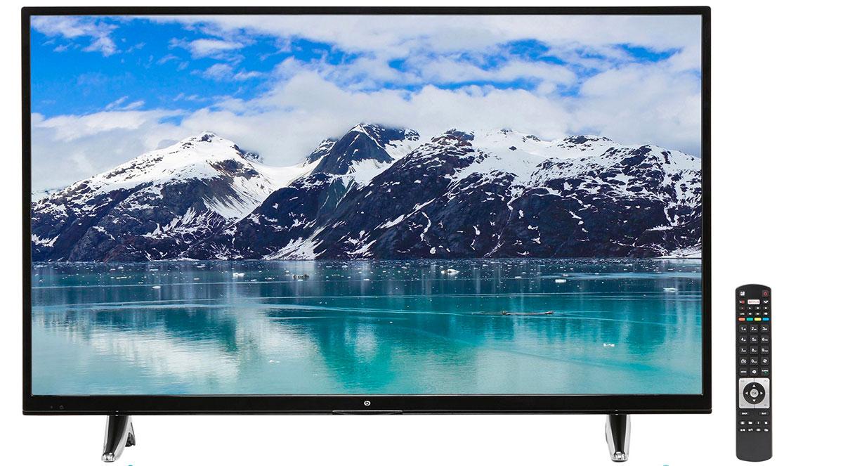 Le TV LED Essentielb 43UHD-G600