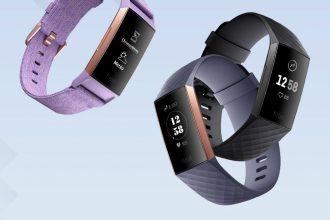 Le Fitbit Charge 3, un bracelet connecté passe-partout
