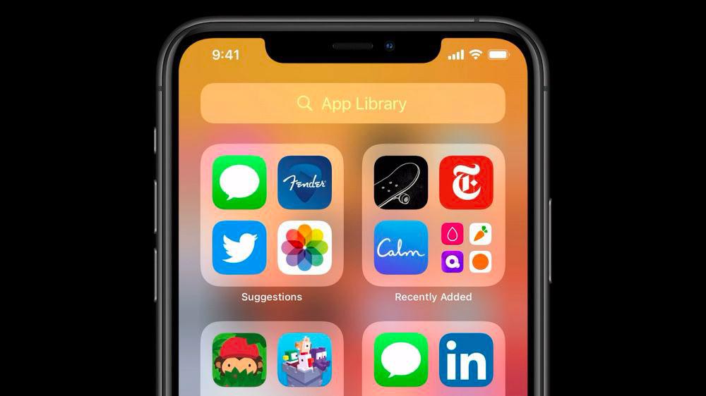 L'App Gallery nous permettra de faire de la place sur nos écrans d'accueil