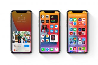 On connaît la liste des iPhone compatibles avec iOS 14.