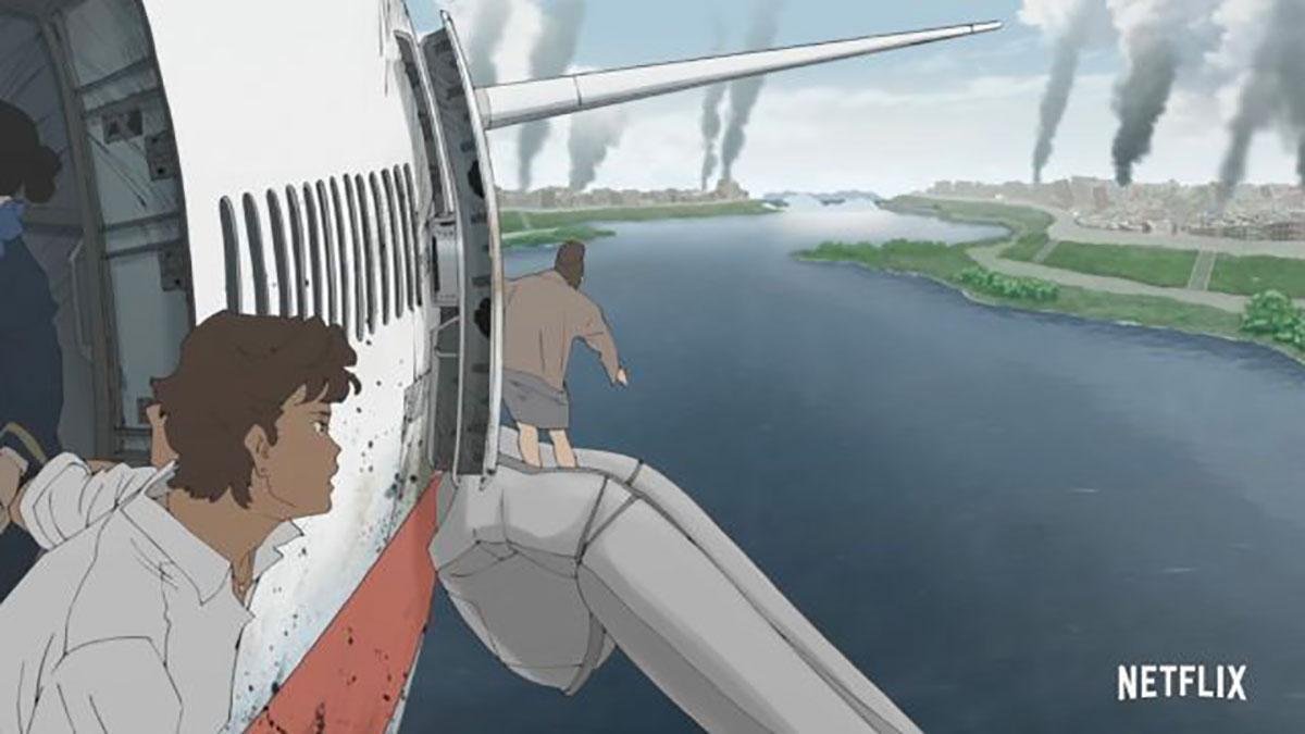 Japan Sinks: 2020, un nouvel animé en approche chez Netflix
