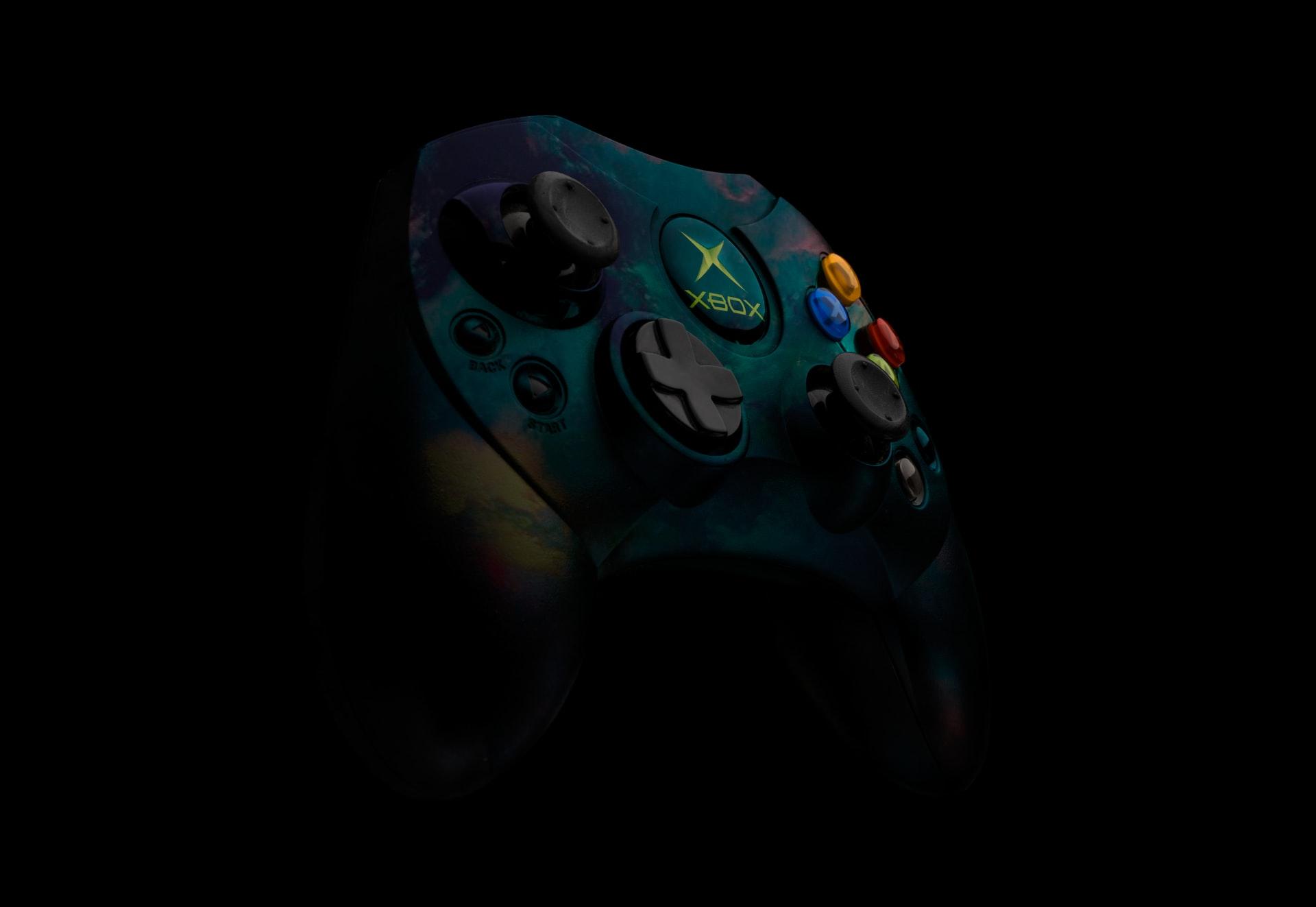 Le contrôleur de la Xbox