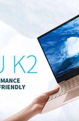 Le KUU K2, un petit laptop très léger