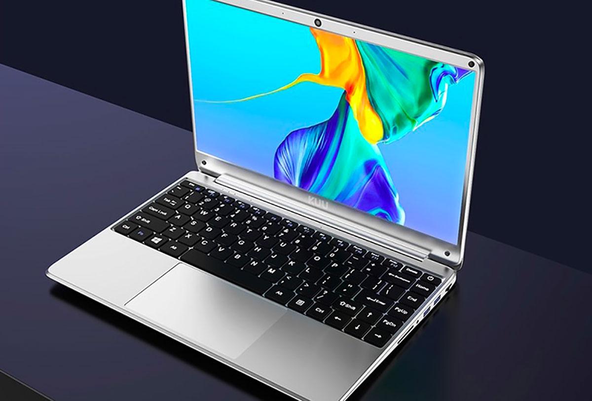 Le KUU Kbook, un petit ordinateur bien équilibré