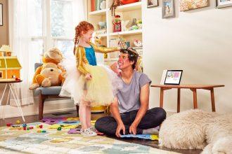Le Lenovo Smart Display 10, un écran pour toute la famille