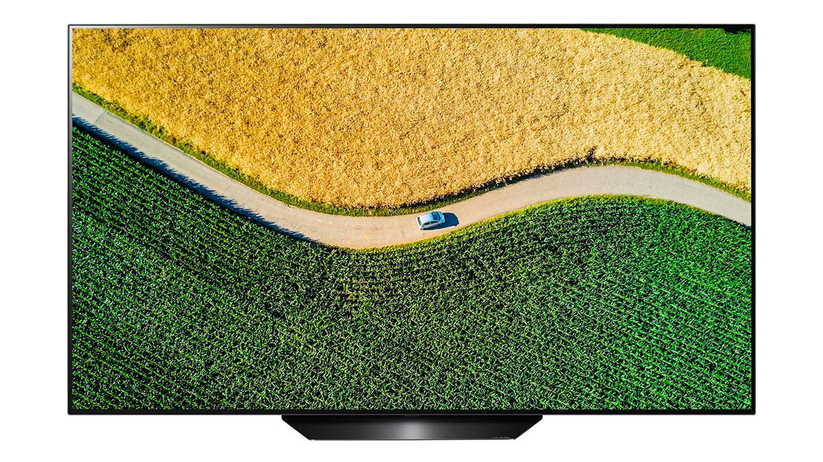 Le TV LG OLED 55B9S, un très beau téléviseur
