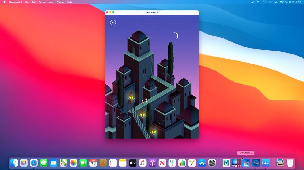 Les Mac ARM pourront exécuter des applications iOS