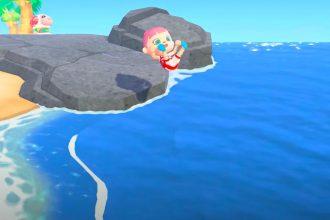 Animal Crossing New Horizons va bientôt vous permettre de vous jeter à l'eau