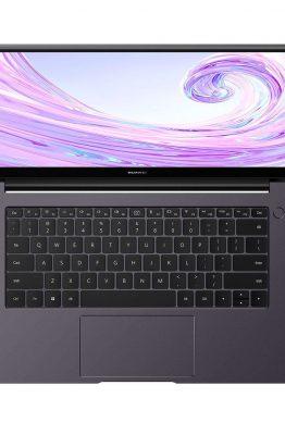 Le Huawei Matebook D 14 pouces (2020) a un design très moderne