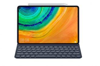 La Huawei MatePad Pro et ses accessoires