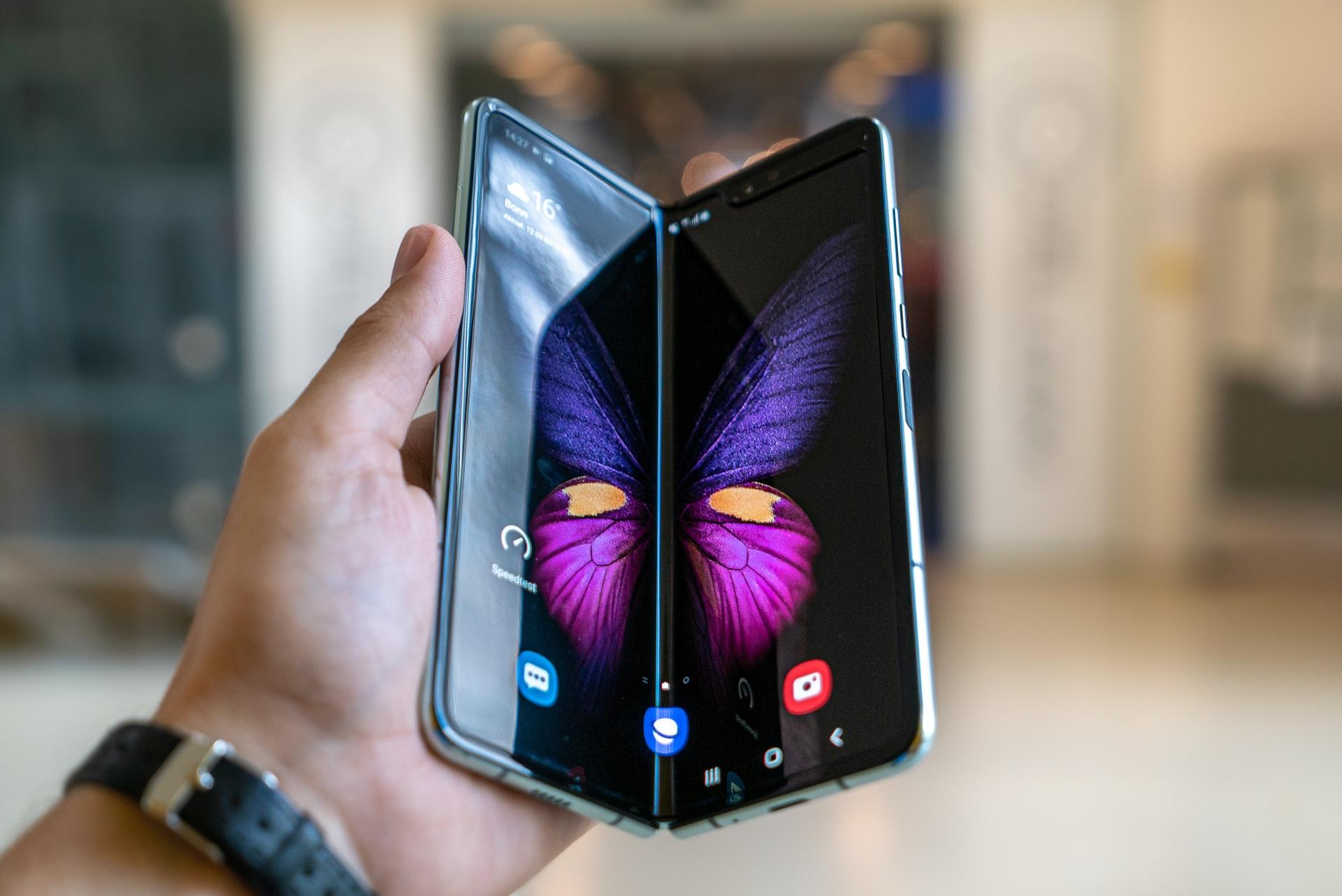 L'effet papillon du Galaxy Fold 2