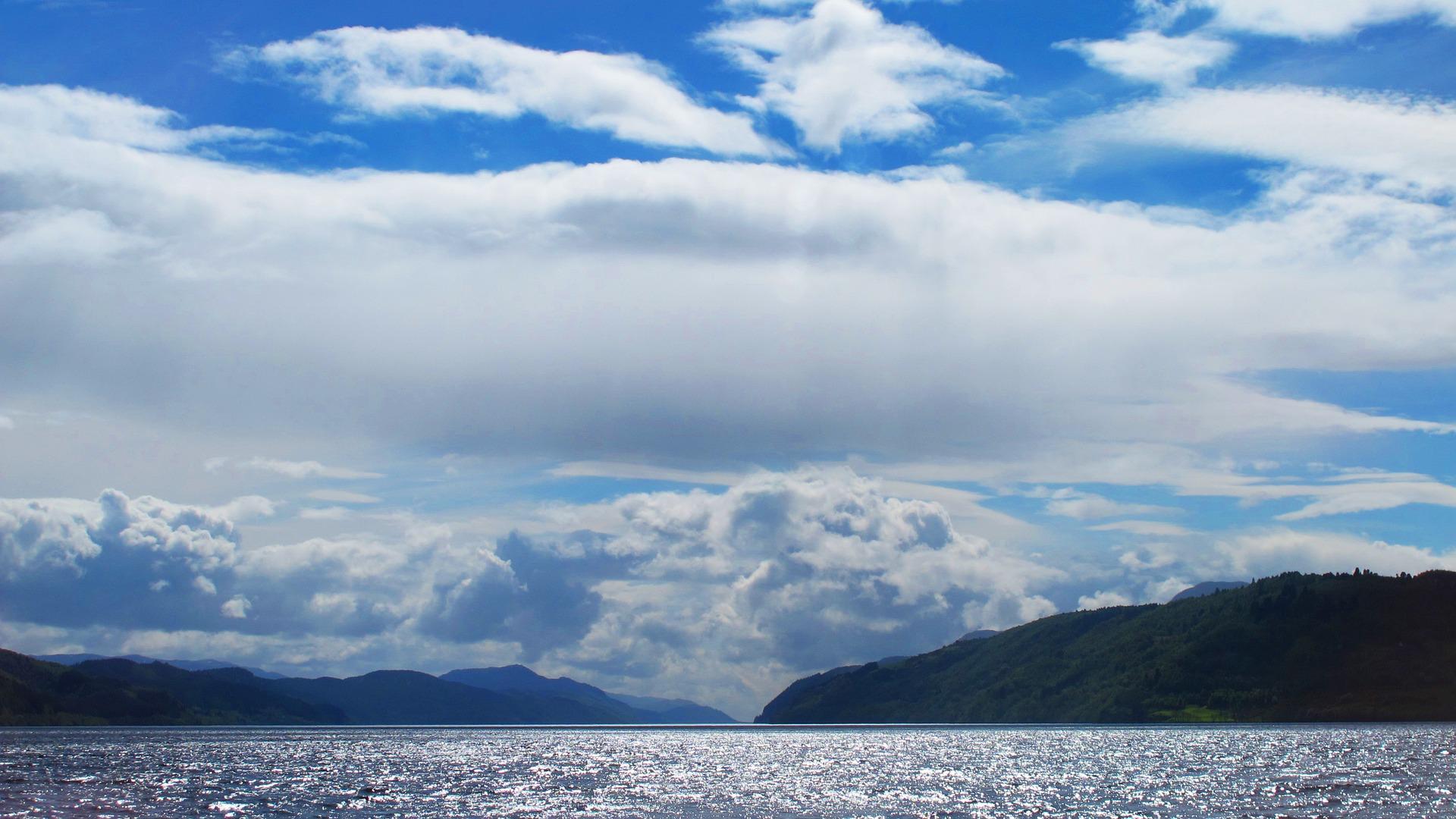 Une photo du Loch Ness