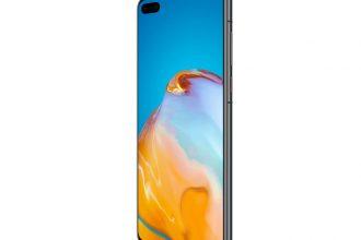 Le Huawei P40, un téléphone très élégant