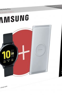 Boulanger propose un pack intéressant sur la Galaxy Watch Active 2
