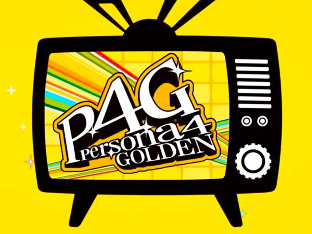 La jaquette de Persona 4 Golden