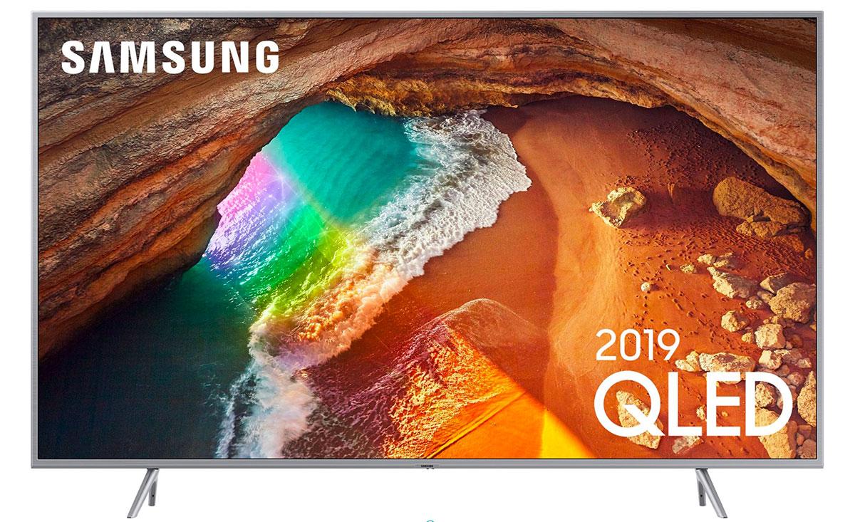 Le TV QLED Samsung SE55Q67R