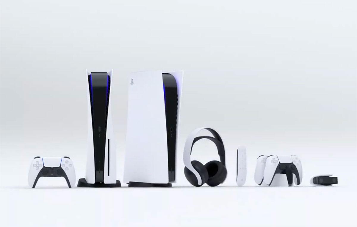 Les PlayStation 5 et leurs accessoires