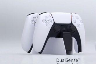 La station de charge des DualSense