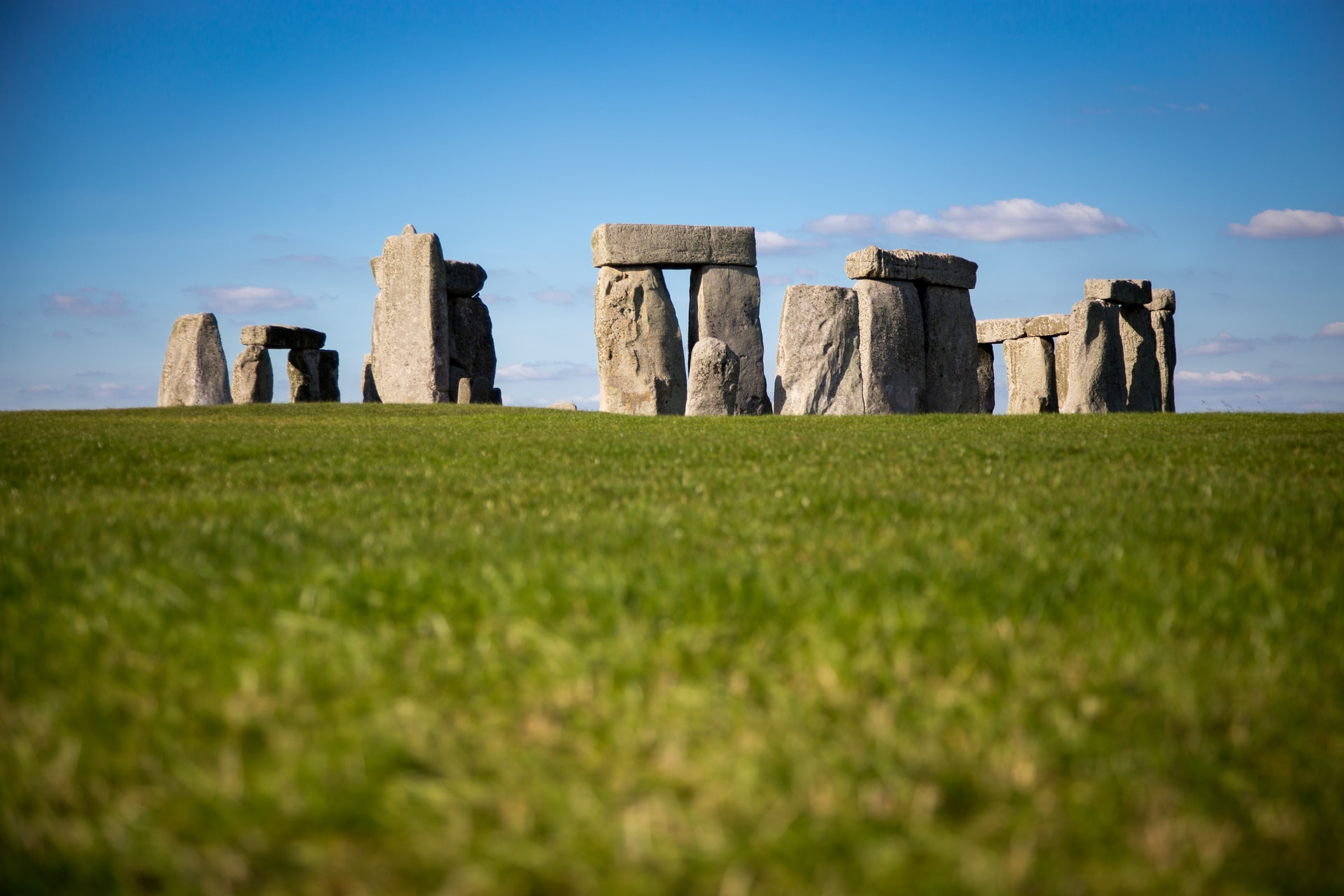 Une photo de Stonehenge