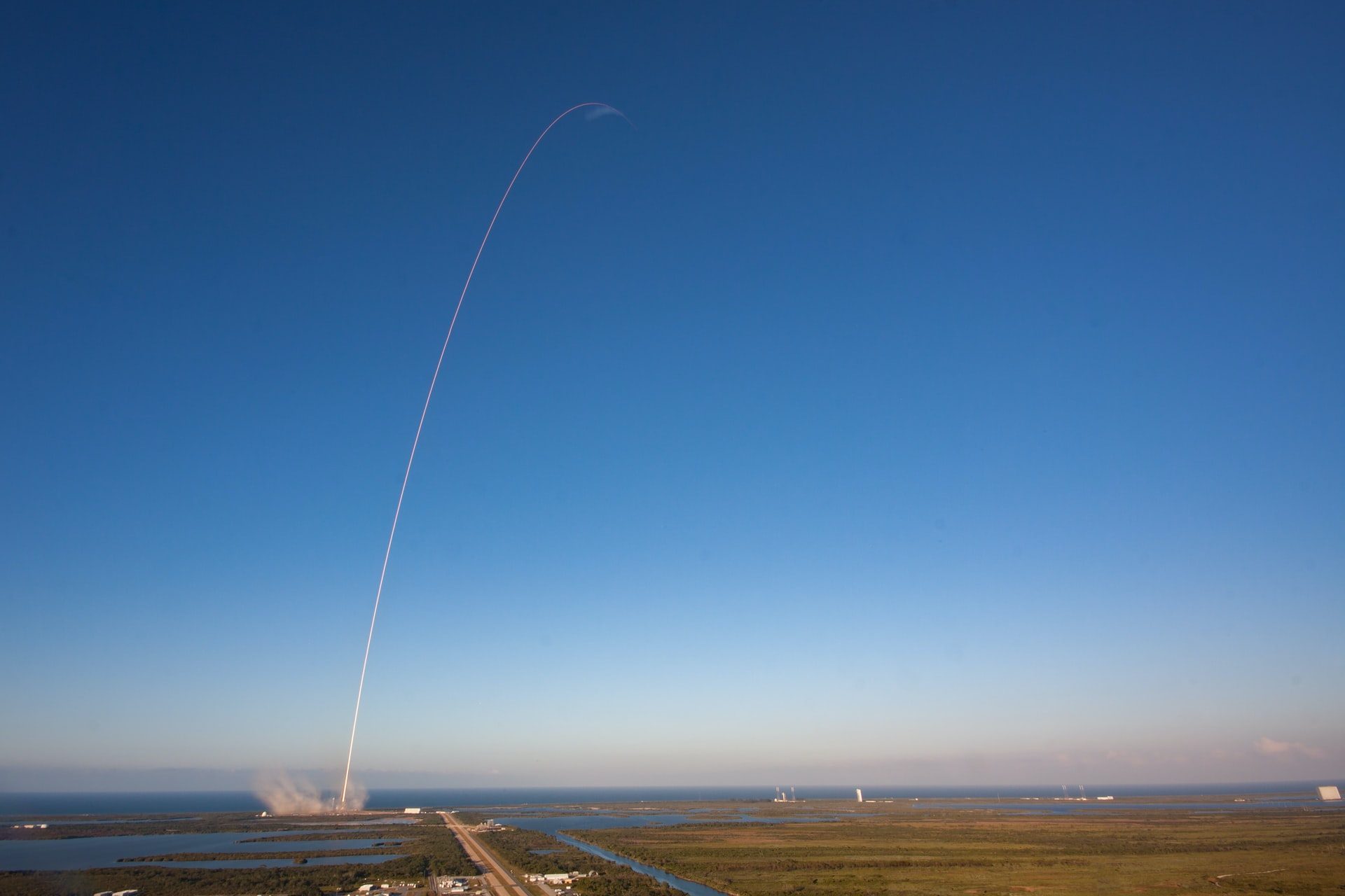 Un lancement réalisé par SpaceX