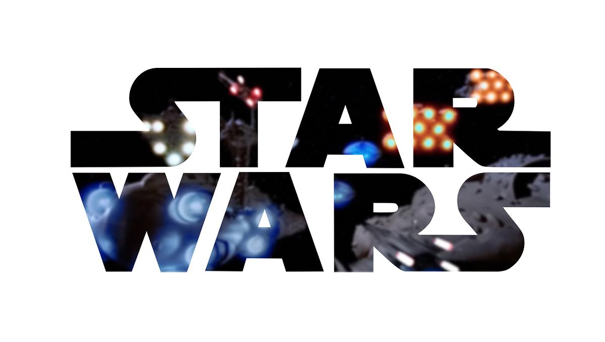 Le logo de Star Wars