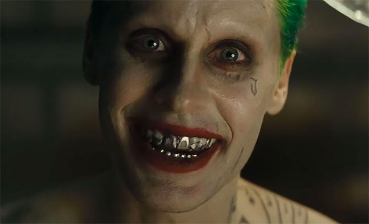 Une image du Joker dans Suicide Squad
