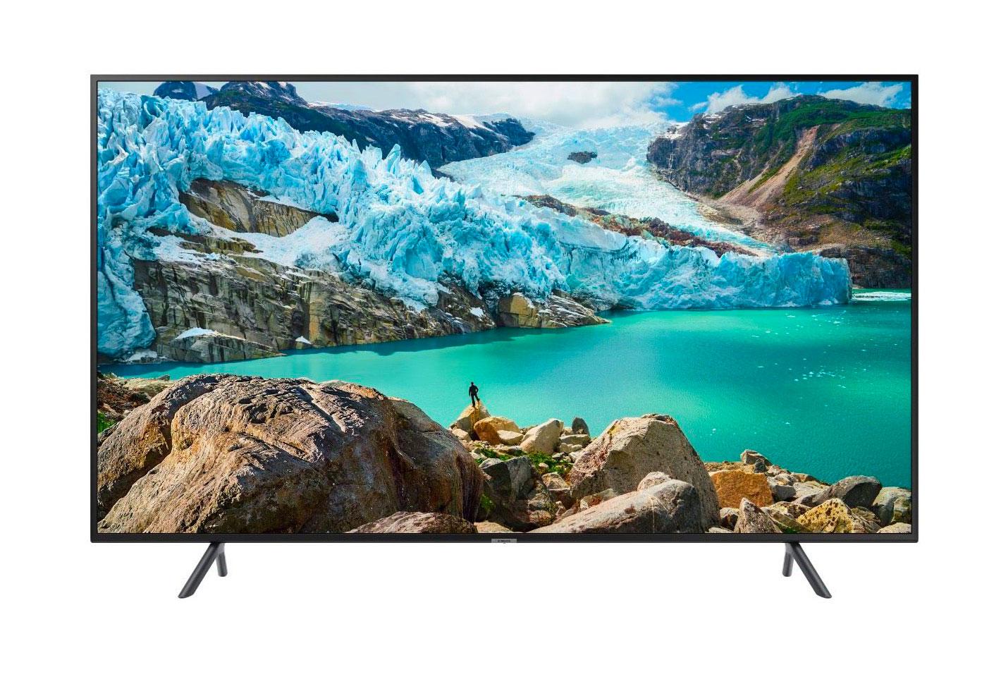Le TV LED Samsung UE58RU6105, un téléviseur très complet