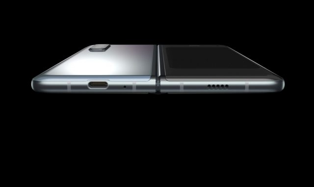 Le Galaxy Z Fold 2 immortalisé en photo