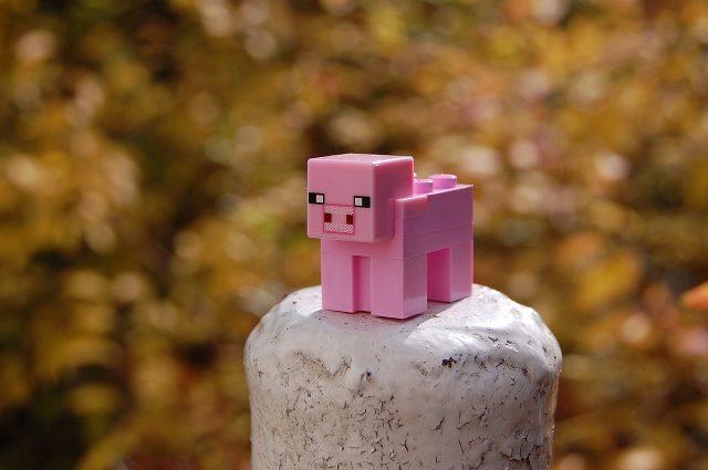 Minecraft : on a trouvé le monde d'origine de l'écran d'accueil