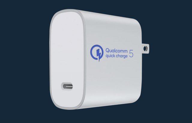 Qualcomm présente le Quick Charge 5, une techno capable d'atteindre les 100W