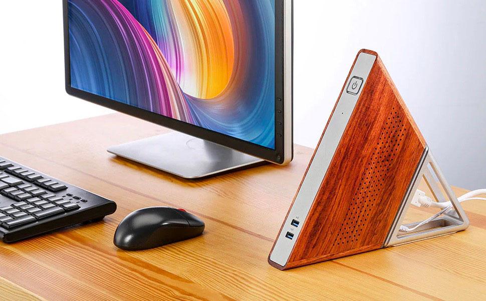 L'Acute Angle AA, un Mini PC qui ne ressemble pas aux autres