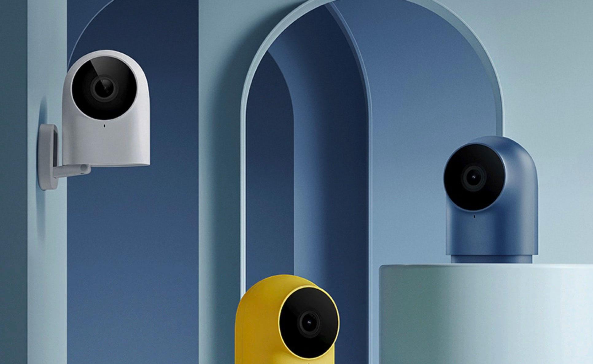 La caméra de sécurité Aqara
