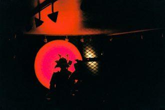 La photo d'un samouraï