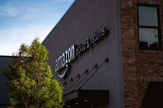 Les entrepôts d'Amazon