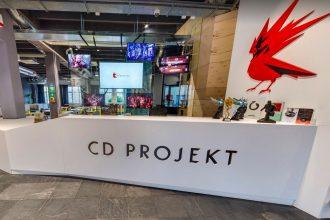 Que diriez vous de visiter les locaux de CD Projekt ?