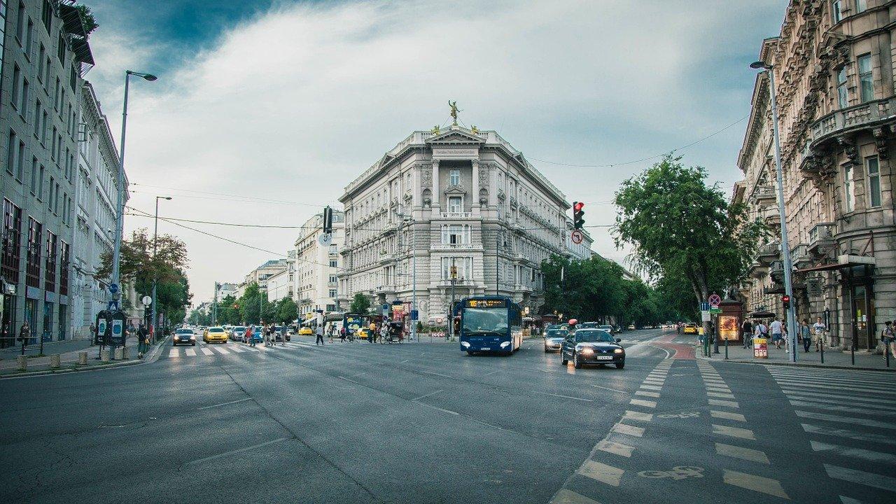 Traffic urbain