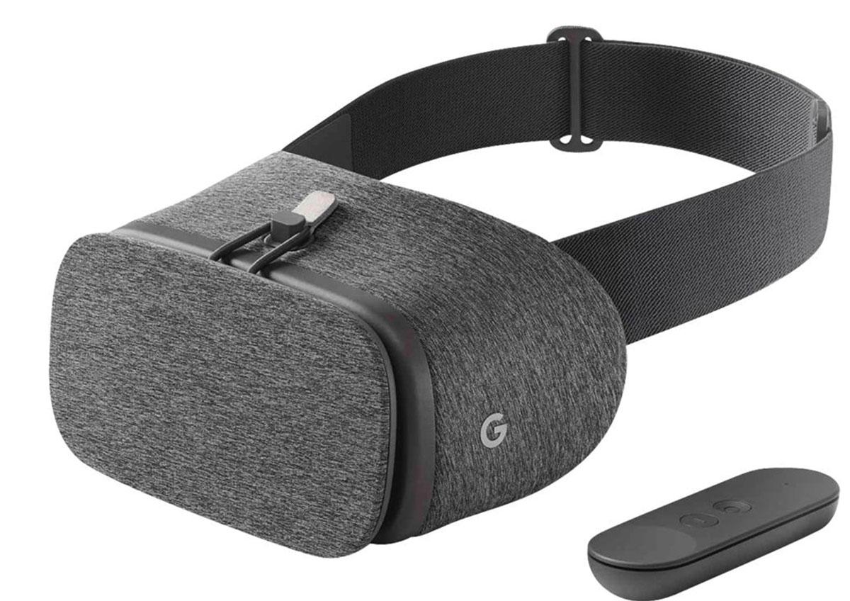 Le Google DayDream, une petite visière taillée pour la RV