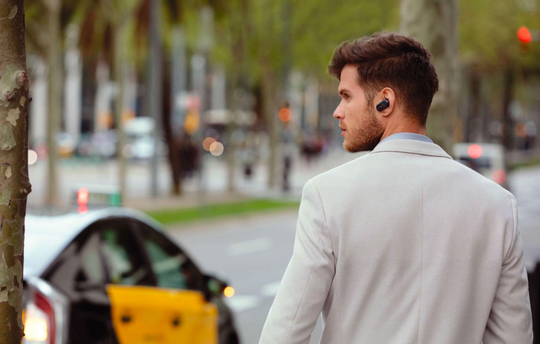Les Sony WF-1000XM3, des écouteurs très efficaces