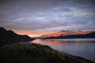 Un paysage de Patagonie
